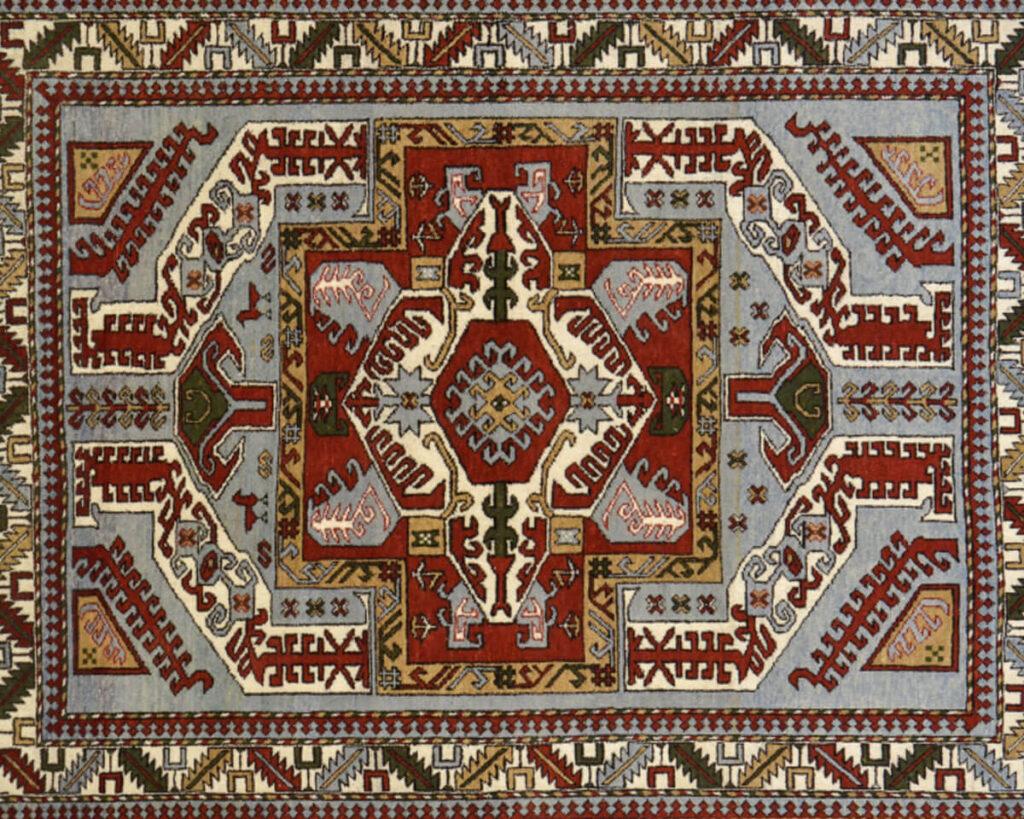 """Ausschnitt aus einer armenischen Miniatur aus der Kollektion """"Mairik"""""""